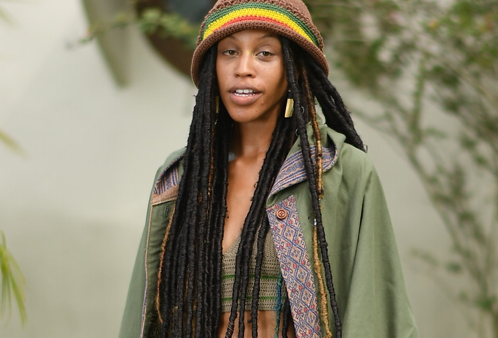 KINGSTON | DREADLOCK HAT