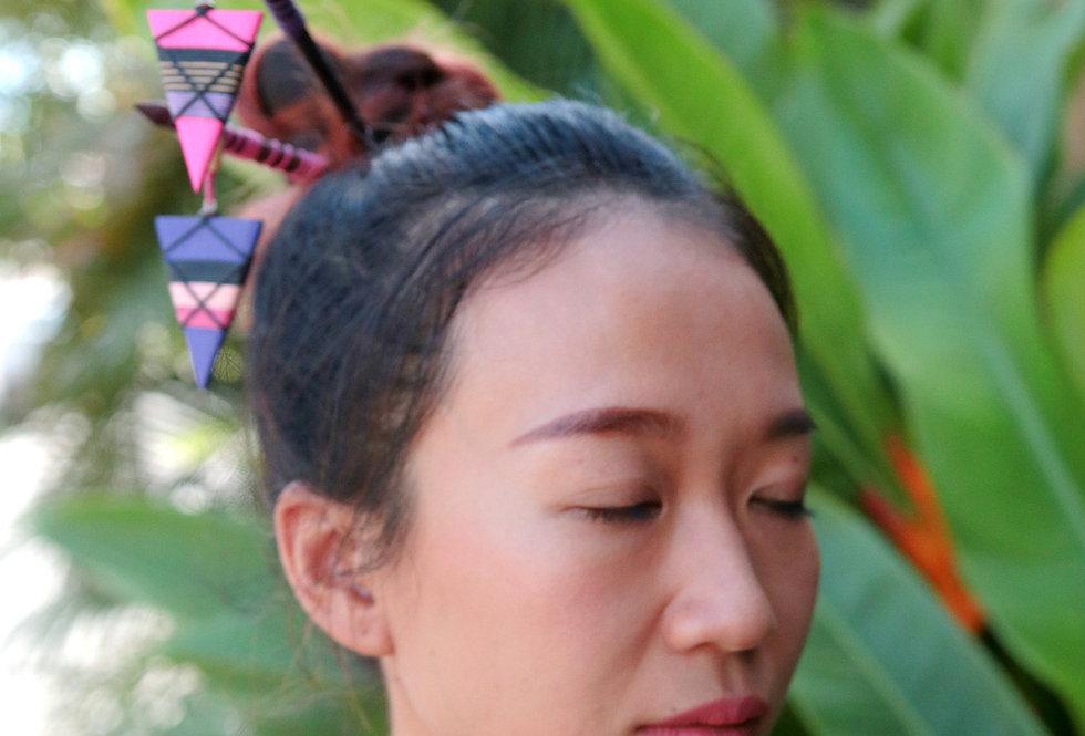 PHRA SING | WOODEN HAIR STICKS