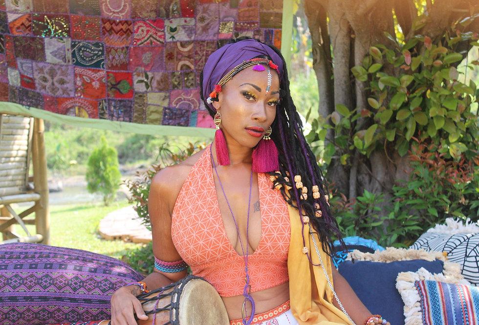 Wakanda Hair Beads