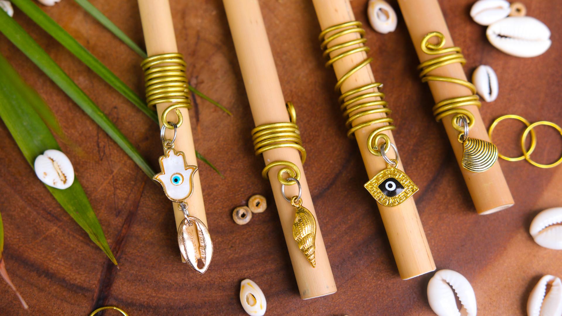 Mali Pah Wire Loc Accessories