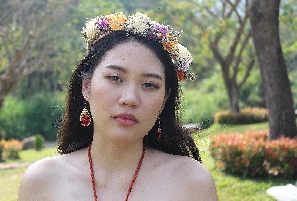 MALI | FLOWER CROWN