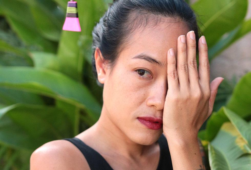 BAAN DAM | WOODEN HAIR STICK
