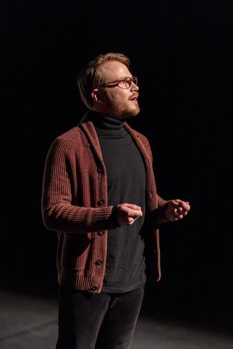 Paul Kmetsch als Dr. S