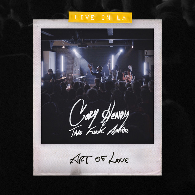 "Cory Henry & The Funk Apostles - ""Art of Love Live in LA"" (Culture Collective Records)"