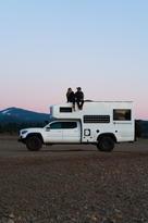 TruckHouse BCT Sunset