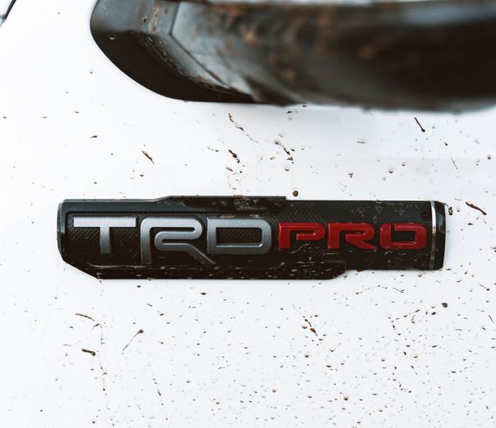 TruckHouse BCT Built on a Toyota Tacoma TRD Pro