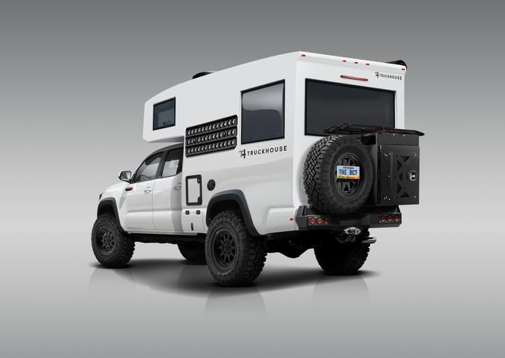 TruckHouse BCT Rear