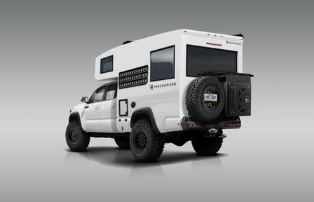 TruckHouse BCT Rendering Rear