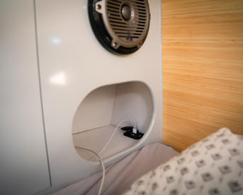 Yotahome proof of concept: Bedside storage