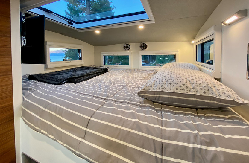 BCT Cabover Bed