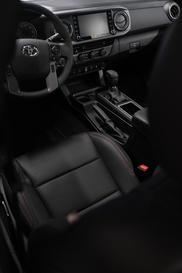 TruckHouse BCT Front Seat