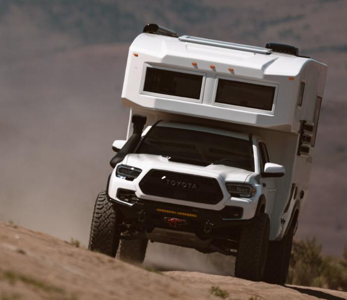 TruckHouse BCT Dirt Cruising