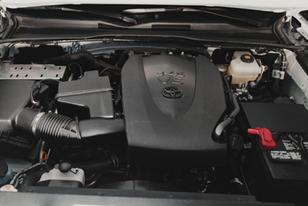 TruckHouse BCT Engine Bay