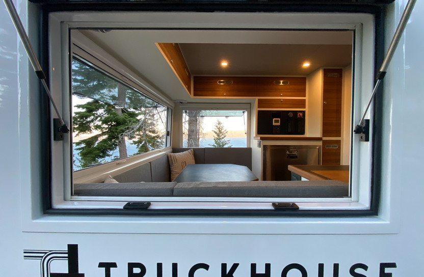 BCT Dinette from Exterior