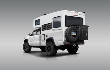 TruckHouse BCT Rear Rendering