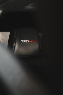 TruckHouse BCT TRD Pro Headrest
