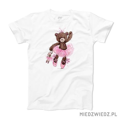 koszulka - MISIU BALETNICA
