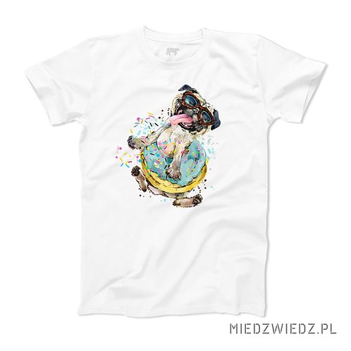 koszulka - BULDOG