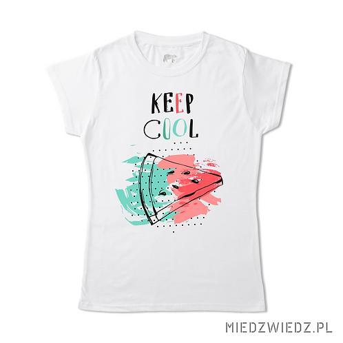 koszulka - KEEP COOL