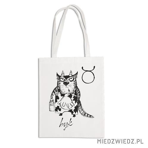 torba ekologiczna - BYK - seria kot