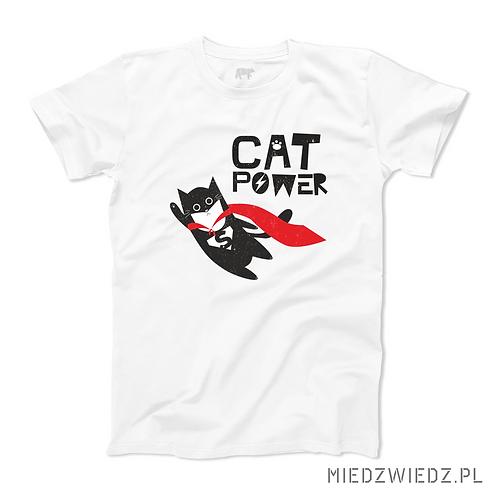 Koszulka - CAT POWER
