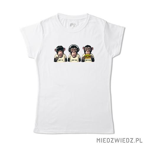 koszulka - MAŁPY