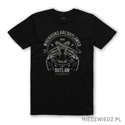 koszulka - REWOLWERY