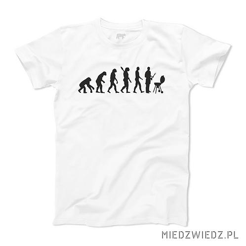 koszulka - EWOLUCJA GRILLMASTER