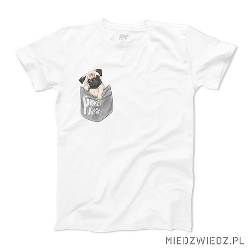 koszulka - BULDOG W KIESZONCE