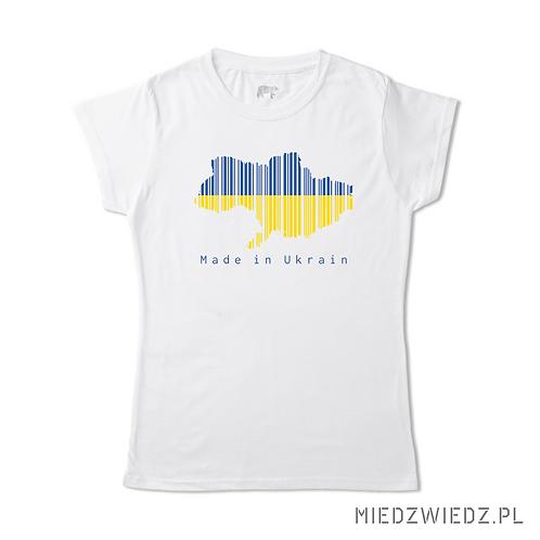koszulka - MADE IN UKRAIN