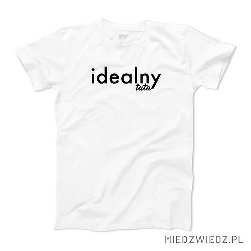 koszulka - IDEALNY TATA