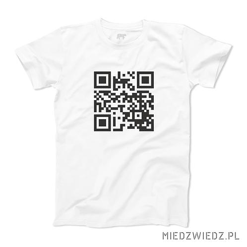 Koszulka - QR