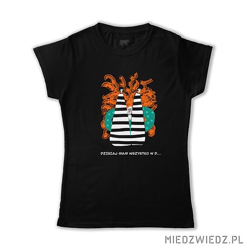 Koszulka - W D... - Anna Gelczuk