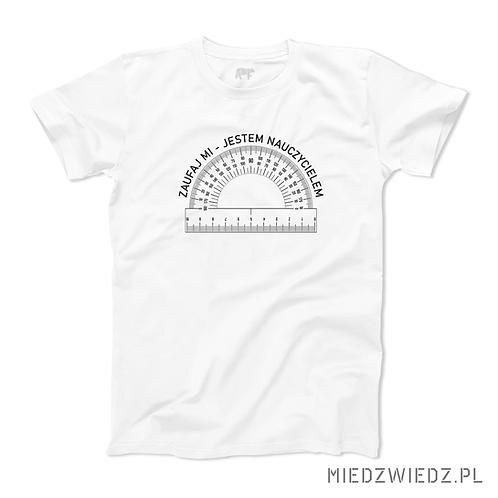 Koszulka - ZAUFAJ NAUCZYCIELOWI