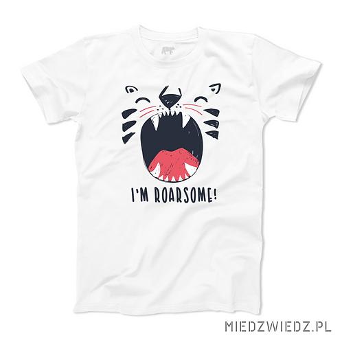 koszulka - I'M ROARSOME