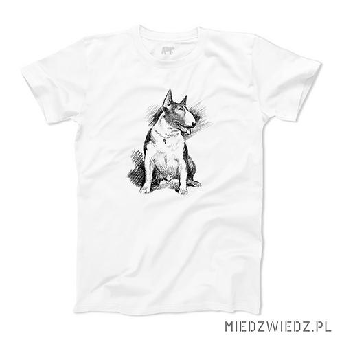 koszulka - PIES BULTERIER