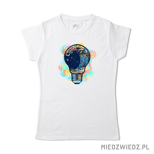 koszulka - ŻARÓWKA