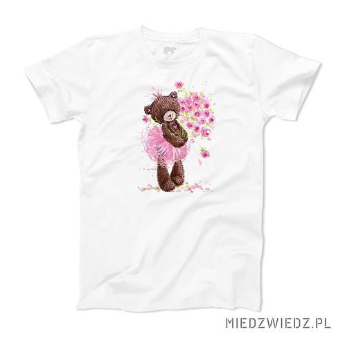 koszulka - MISIU RÓŻYCZKI