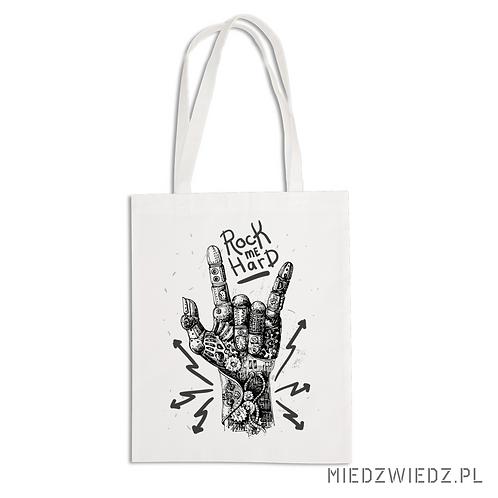 torba ekologiczna - ROCK ME HARD