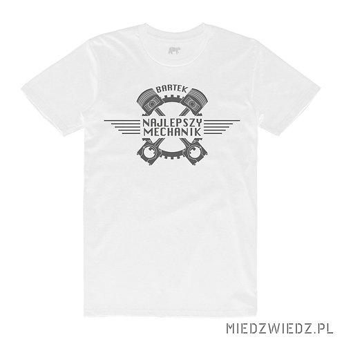 koszulka -NAJLEPSZY MECHANIK