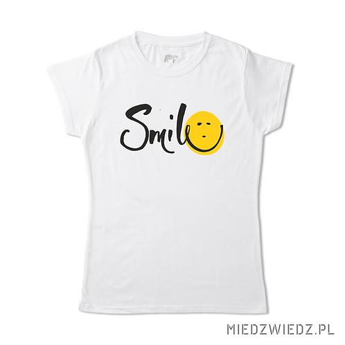koszulka - SMILE