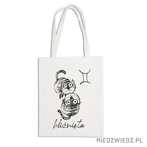 torba ekologiczna - BLIŹNIĘTA - seria kot