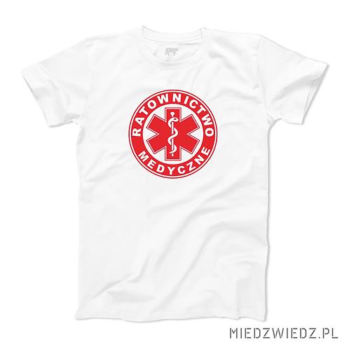 Koszulka - RATOWNICTWO MEDYCZNE