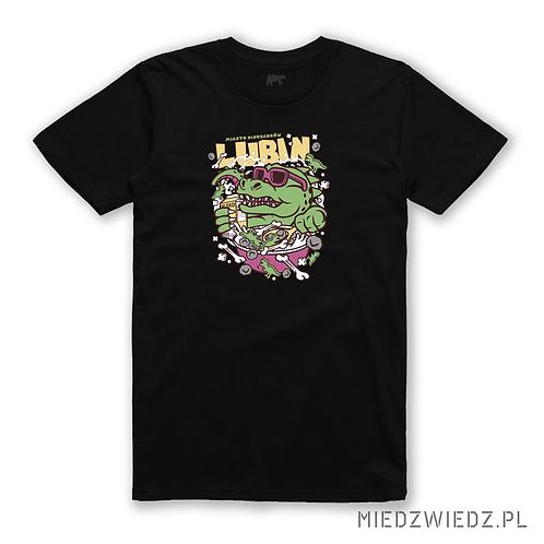 koszulka - LUBIN - MIASTO DINOZAURÓW