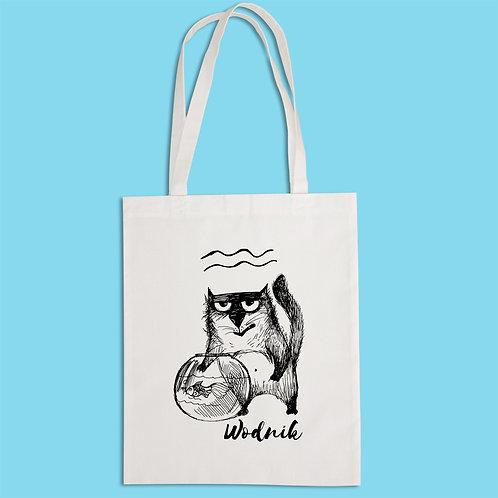 torba ekologiczna - WODNIK - seria kot