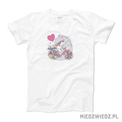 koszulka - LOVE & UNICORN