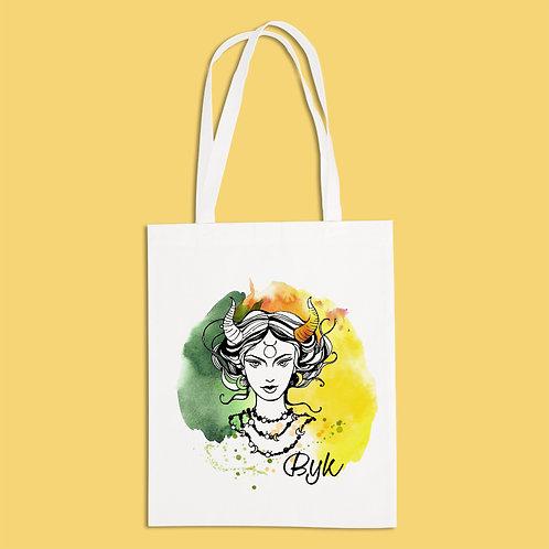 torba ekologiczna - BYK - seria akwarela