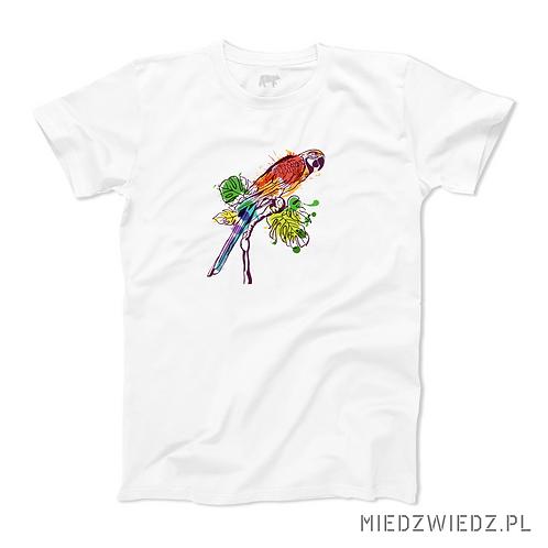 koszulka - KOLOROWA PAPUŻKA