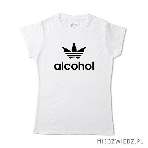 koszulka - ALCOHOL