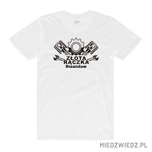 koszulka - ZŁOTA RĄCZKA